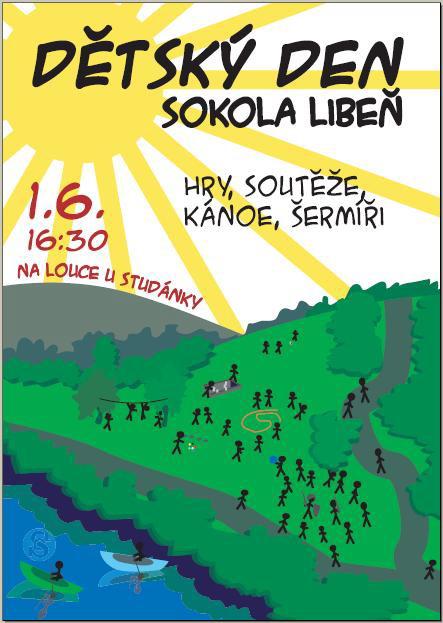 Dětský den Sokola Praha-Libeň 2006